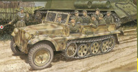 Sd.Kfz. 10 Ausf. B 1942 Production - Smart Kit 1/35