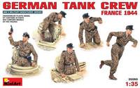 German Tank Crew. France 1944 1/35