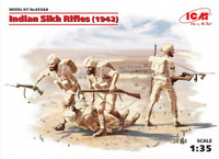 Indian Sikhi Rifles 1/35