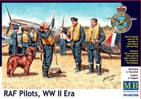 RAF Pilots WW II Era 1/32