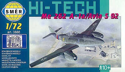 Messerschmitt 262 A (Hi-Tech)