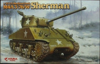 M4A3 (76mm)W Sherman 1/35