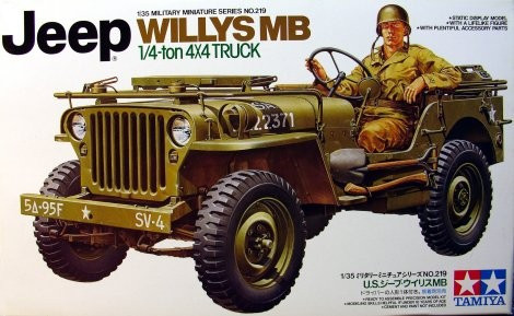 Willys Jeep 1/35