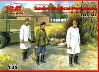 Soviet Medical Personnel 1943-1945 1/35