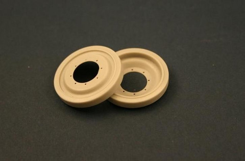 Spare Wheels for Cromwell Tank (Late model) 1/35