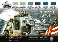 US Navy Camouflage Set 1