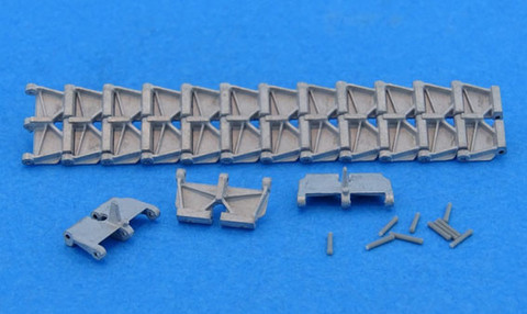 "Tracks for M18 ""Hellcat"" 1/35"