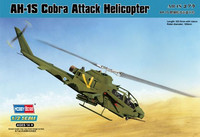 AH-1S COBRA ATTACK HELICOPTER 1/72