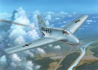 Messerschmitt Me 163A 1/72