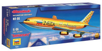 IL-86 (Zvezda 25th) –Yellow Parts 1/144