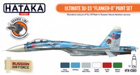 "Ultimate SU-33 ""Flanker-D"" Paint Set"