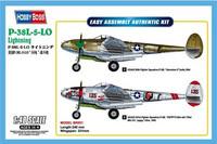 P-38L 5LO Lightning 1/48