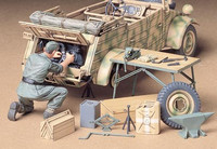 Kubelwagen Engine set 1/35