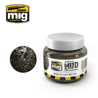 Acrylic Mud Muddy Ground 250ml