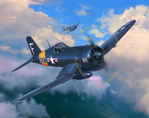 Vought F4U-4 Corsair 1/72