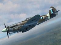 Supermarine Spitfire FR Mk.XIVE 1/72