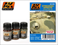 STREAKING EFFECTS SET