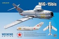 MiG-15bis (Weekend edition) 1/72