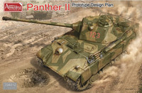 German Panther II Prototype 1/35