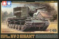 KV-2 Soviet Heavy Tank 1/48