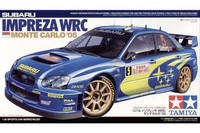 Subaru Impreza WRC Monte Carlo '05 1/24