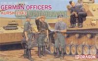 German Officers Kursk 1943 1/35