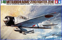 Mitsubishi A6M2 Zero Fighter (Zeke) 1/48