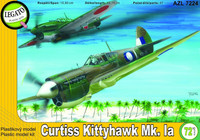 Curtiss Kittyhawk Mk.Ia Commonwealth Service 1/72