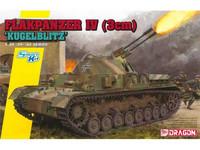 Flakpanzer IV (3cm) Kugelblitz 1/35