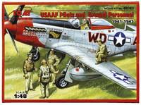 USAAF Pilots 1/48