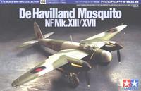 DE HAVILLAND AND MOSQUITO NF MK.XIII/XVII 1/72