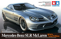 MERCEDES BENZ SLR Mc Laren 722 EDITION 1/24