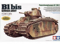 CHAR B1 BIS GERMAN ARMY 1/35