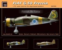 Fiat G.50 Freccia Finnish Air Force