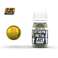 Xterme Metal Gold
