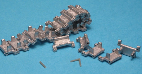 Tracks and Drive Sprockets for BMP-2 1/35