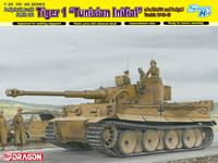 Tiger I Initial Production (Tunisia) 1/35