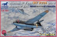 Blohm & Voss BV P178 Bomber 1/72