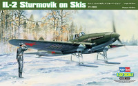 IL-2 Stormovik on skis 1/32