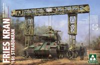 Fries Kran 16t Strabokran, 1943/44 Production 1/35