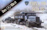Faun L900 & Sd.Ah.115 Trailer 1/35