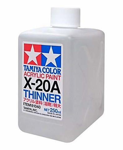 Acrylic thinner 250ml