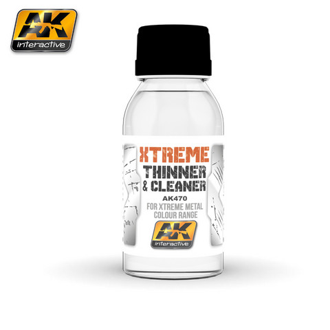 Xtreme thinner & cleaner 100ml