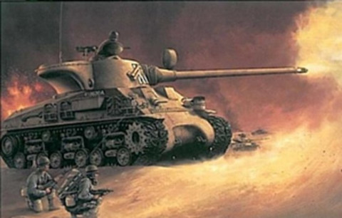 Israeli M-50 Super Sherman 1/35