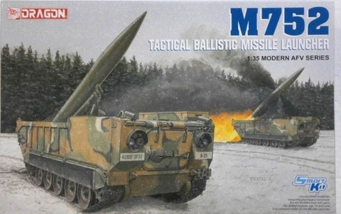 M752 Lance Self-Propelled Missile Launcher 1/35