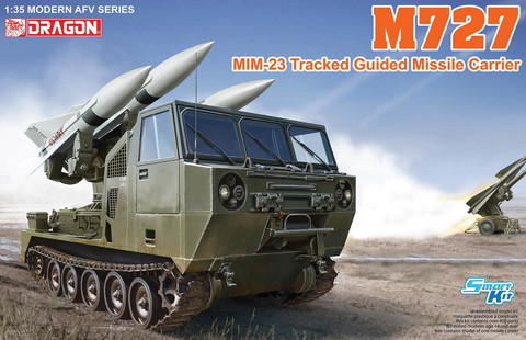 M727 MIM-23 Tracked Guided Missile Carrier 1/35