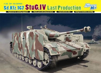 StuG IV Last Production (Smart kit) 1/35