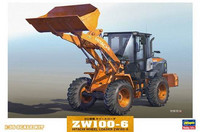 Hitatchi Wheel Loader ZW100-6 1/35