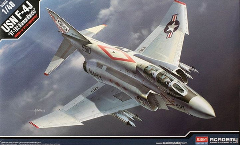 USN F-4J Phantom VF-102 Diamondbacks 1/48