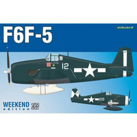 F6F-5 Hellcat Weekend Edition 1/72